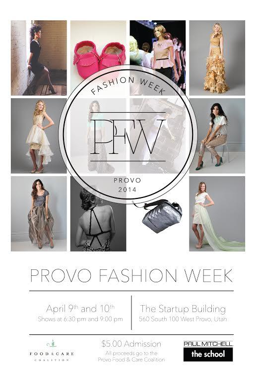 #ProvoFashionWeek www.evelynmariedesigns.wordpress.com